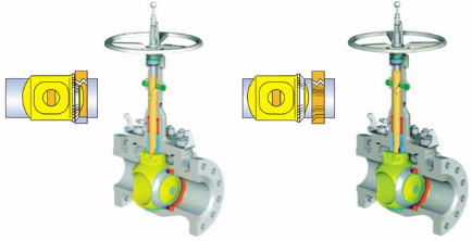 orbilt ball valve open principle