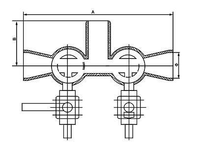 Plug valve with double flush