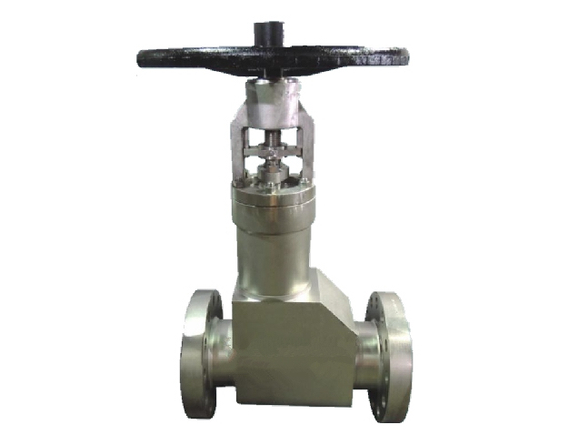 Pressure seal bellows seal globe valves for high pressure