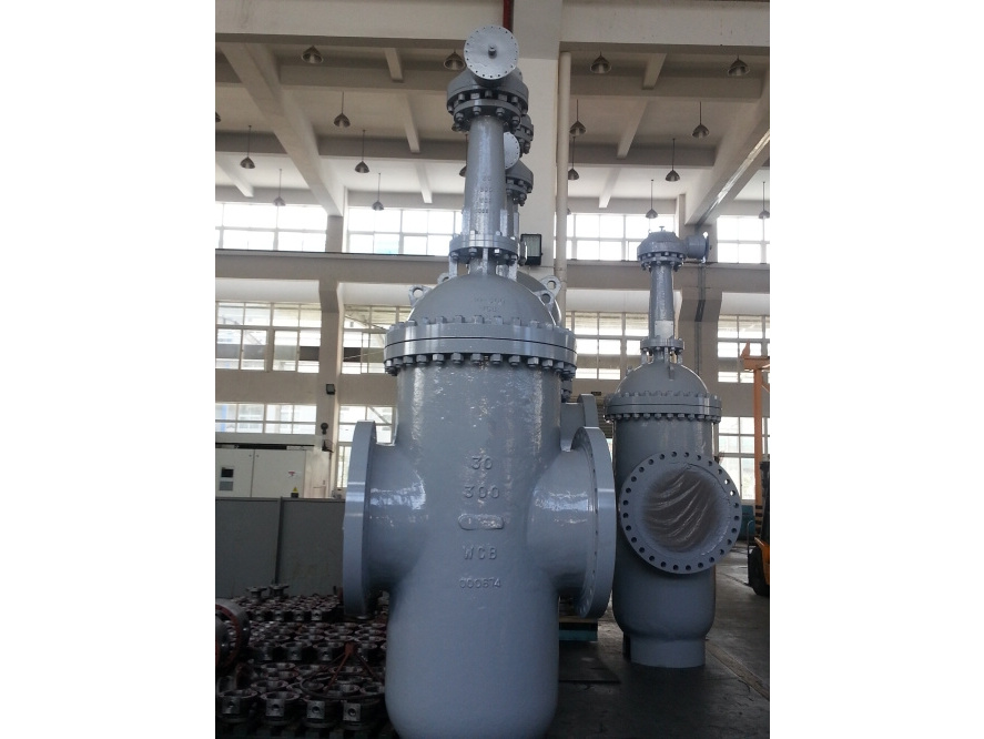 300lbs 30'' expanding gate valves