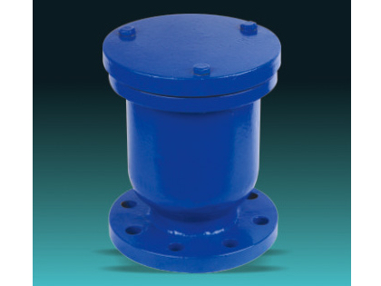 Flanged single orifice automatic type air valves