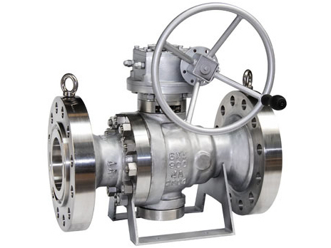 4A Duplex ball valves