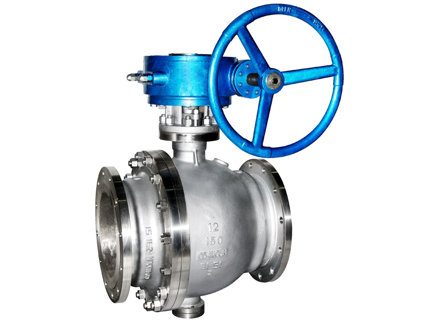 CD4MCU Duplex ball valves