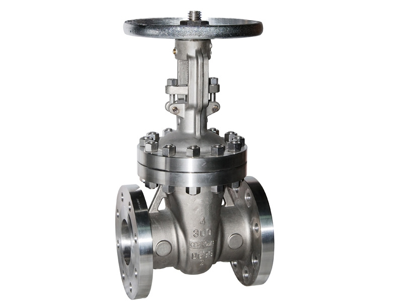 CD4MCU Duplex stainless steel gate valves