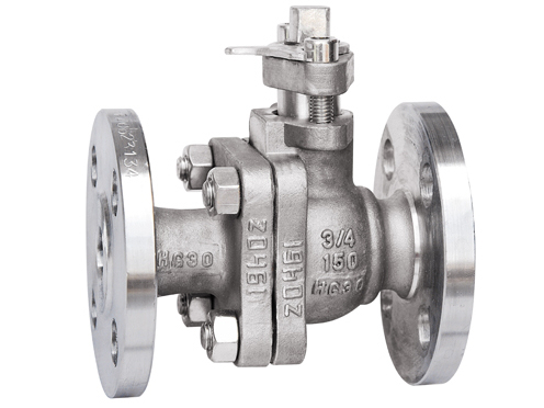 Hastelloy alloy HG-30 ball valve