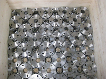 DIN WN flanges packing