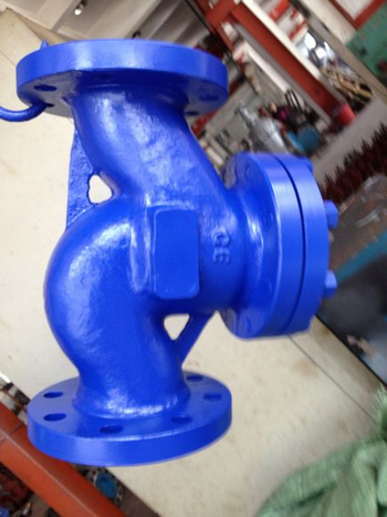 DIN Lift Type Check Valve