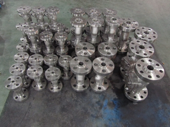 Welded flange F316 Cryogenic lift type check valves