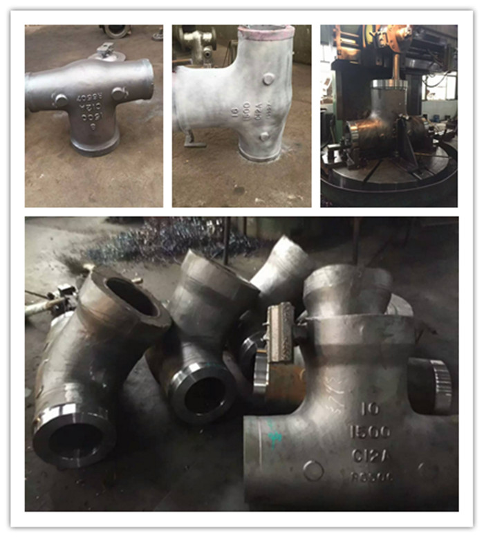 C12A gate valve for power station