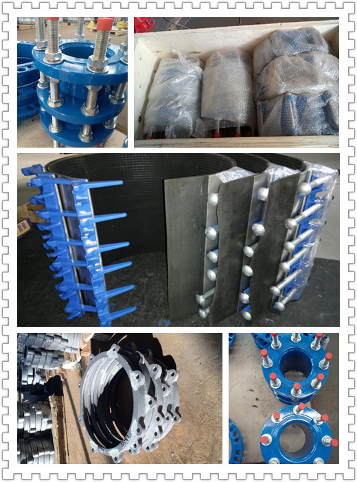 repair clamp, coupling, dismantling joint