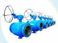 District Heating & City Gas Fully Welded Ball Valve
