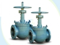 API 6D Pipeline Rising Stem Orbit Ball Valve