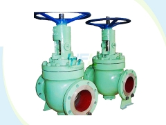 API 6D Rising stem pipeline orbit ball valves