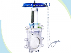 Lugged Knife Gate Valve