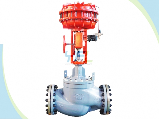 High performance diaphragm actuated intelligent cage guided globe diaphragm actuated intelligent cage guided globe control valve ccuart Gallery