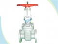 Auto Compensation Parallel Double Disc Slab Gate Valve