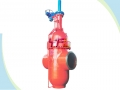 Electric Operated Slab Gate Valve With Through Conduit