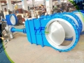 Electric Operated Non-rising Stem Knife Gate Valve