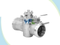 Single & Double Flush Plug Valve