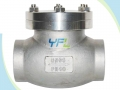 BS 5352 Forged Steel F304L Cryogenic Check Valve