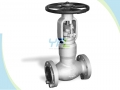 BS1873 Pressure Seal Bonnet WC9 Power Station Globe Valve