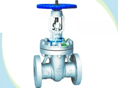 API DIN Cast steel gate valves