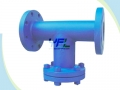 API  Flanged Straight Flow T Type Strainer