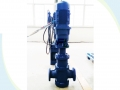 Flanged End Inline Sewage Grinder