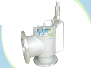 Pilot Operated Safety valve
