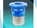 EN 1074-5 GGG50 Non Return Foot Valve