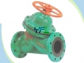 Pneumatic Weir Type Diaphragm Valve