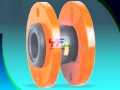 Double Sphere Expansion Joint