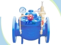 Pilot Operated Pressure Reducing Valve
