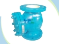 Wear Protection Ceramic Lift Type Check Valve