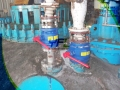 Ceramic Ball Valve For HCL Gas With Solid