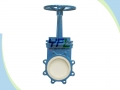 Fully Ceramic Lined Knife Gate Valve