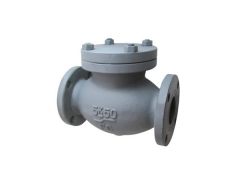 IS F 7358 Cast rion 5K lift type check valve by YFL