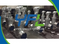 Gear Opearted C12A Gate Valve