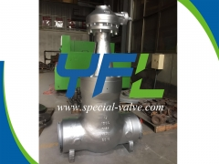 High temperature C12A Gate Valve