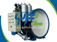 Reliable Accumulator Type Hydraulic Slow Closing Butterfly Valve Supplier