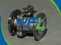 JIS 10K PFA Lined Ball Valves for Chemical by YFL