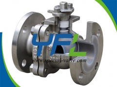 Fully PFA Lined Ball Valves by YFL