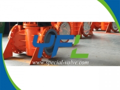 Fully PFA Lined Plug Valve by YFL