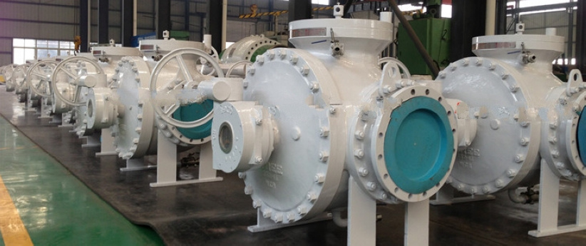 API 6D Pipeline Pigging Ball Valve